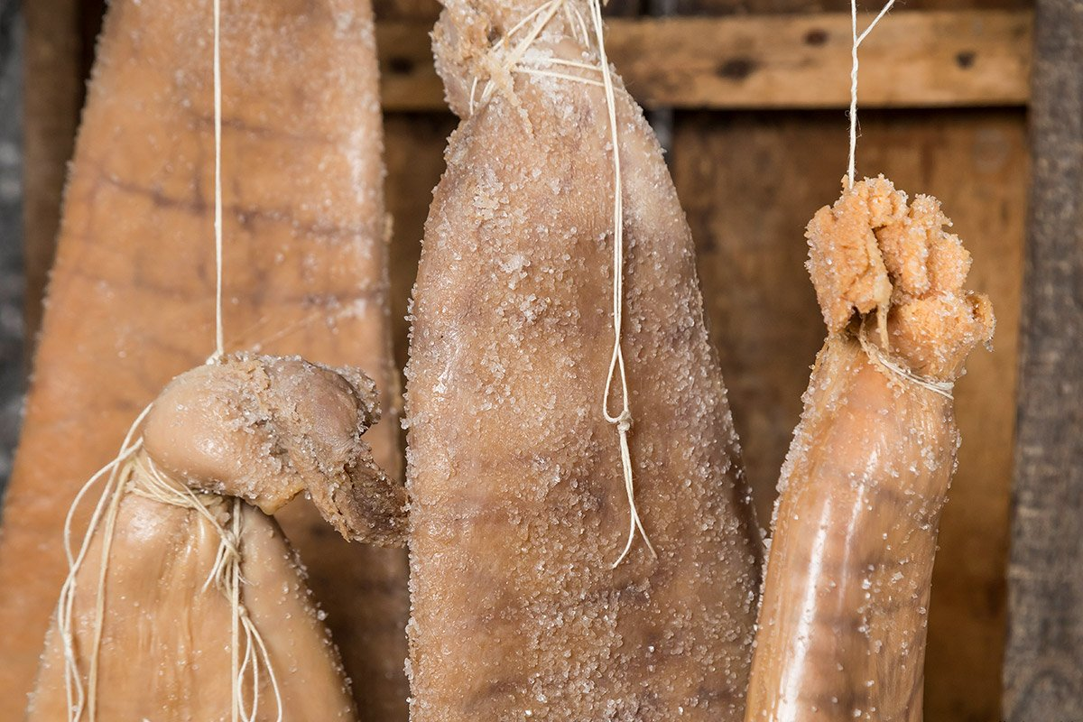The Bottarga That Is Not Of Mullet